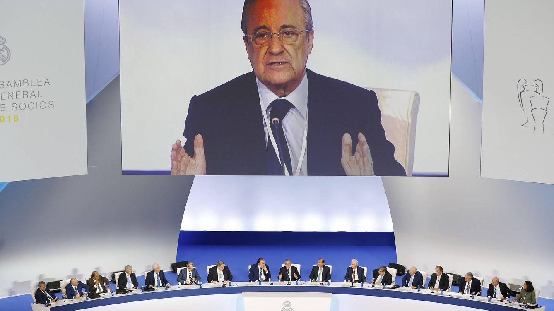 El Real Madrid, el club más rico... ¿'intervenido' por un fondo buitre?