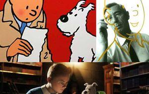 Las inspiraciones de Hergé para crear a Tintín: ¿el nazismo y la xenofobia?