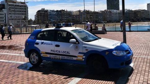 Detenido en Gran Canaria por amenazar a un agente con un destornillador
