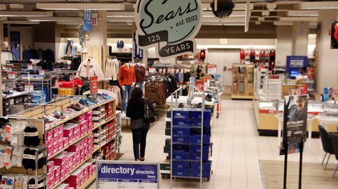 El gigante del comercio estadounidense Sears se declara en bancarrota