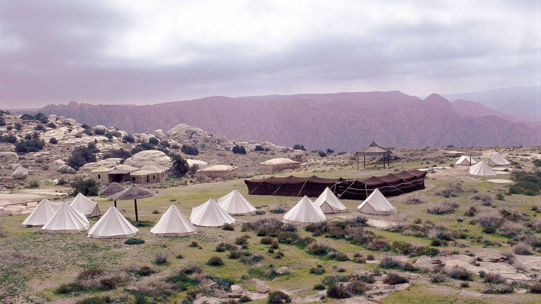Foto: Eco-resort en la reserva de Dana, en Jordania.