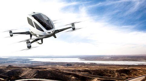 10 drones para conquistar el aire