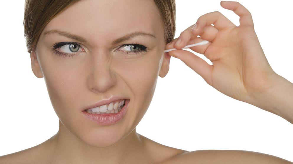 Así debes limpiar tus oídos para no dañarte (evita los bastoncillos)