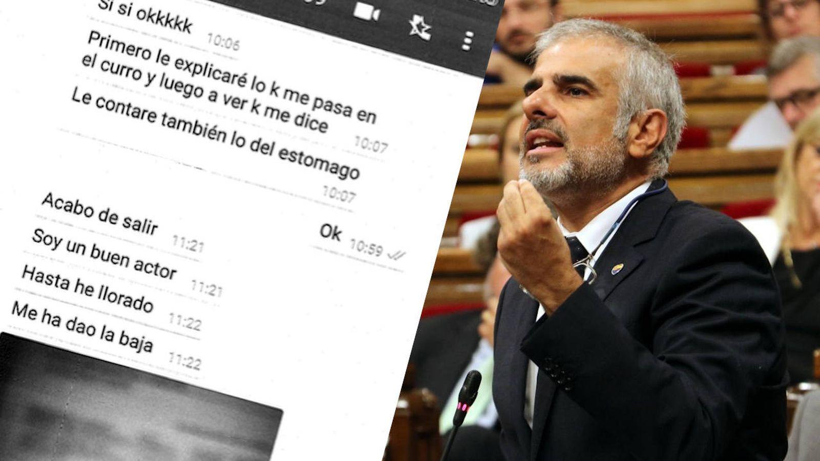 elconfidencial.com - Nuevo fuego en Ciudadanos: investigan por fraude a un diputado protegido por la cúpula