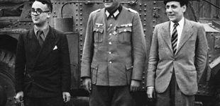 Post de La otra cara de la Liberación: Robert Brasillach, el escritor ejecutado