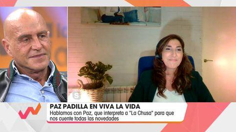 Paz Padilla llora por estas palabras de Kiko Matamoros en 'Viva la vida' y desvela su complicada relación