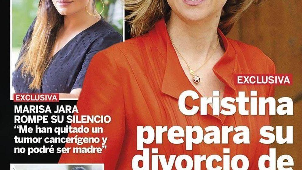 El kiosco rosa anuncia la separación de la infanta Cristina e Iñaki Urdangarin