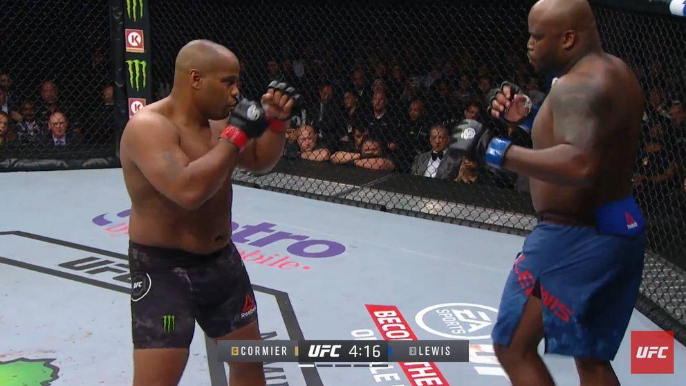 UFC 230: La espinita clavada de Daniel Cormier tras un KO casi insultante