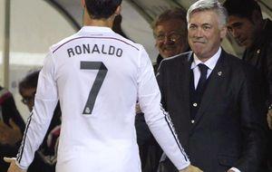Ancelotti puede destrozar el récord de Rijkaard, lo que no logró Pep