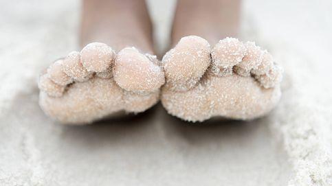 El truco definitivo para quitarte toda la arena cuando vas a la playa