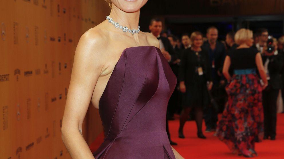 Heidi Klum sabe lo que vende... Y se desnuda para anunciar sus tangas