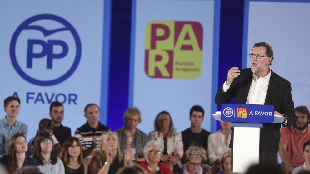El PP juega otra vez al 'billar' para alertar de que el voto a C's ayuda al PSOE