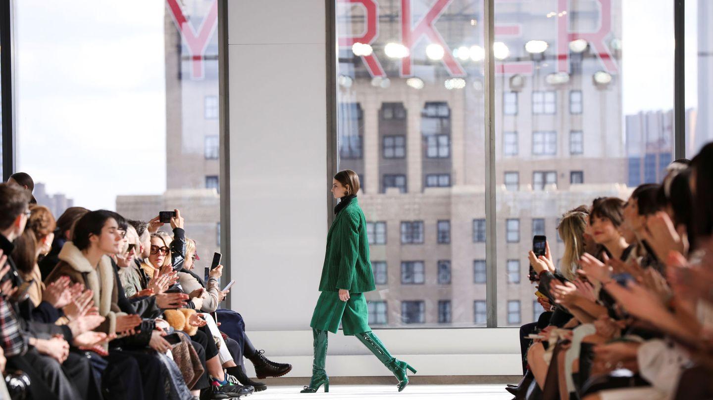 El estreno de Longchamp. (Reuters)