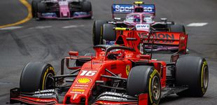 Post de El kamikaze Leclerc (Ferrari) o por qué el fiasco de Mónaco ha sido el que más duele