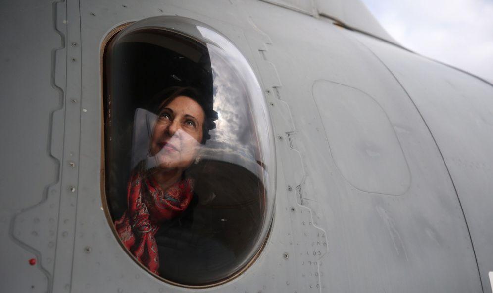 Foto: La ministra de Defensa y Asuntos Exteriores en funciones, Margarita Robles. (EFE)
