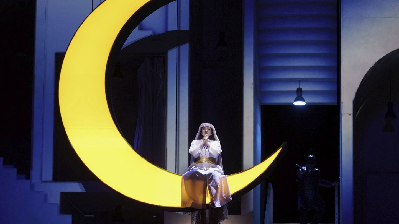 El Real rescata una de las óperas de juventud de Wagner, 'La prohibición de amar' (Javier del Real)
