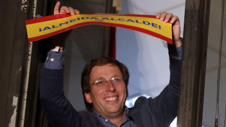 Almeida hablará con Cs y Vox para formar un gobierno de centro-derecha en Madrid
