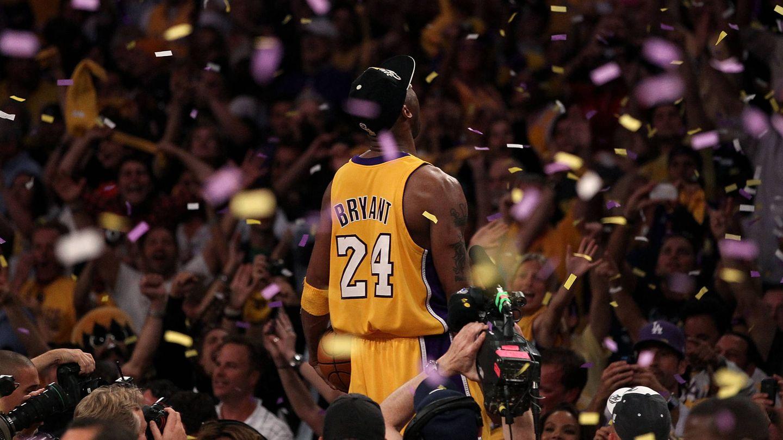 Kobe Bryant. (Getty)