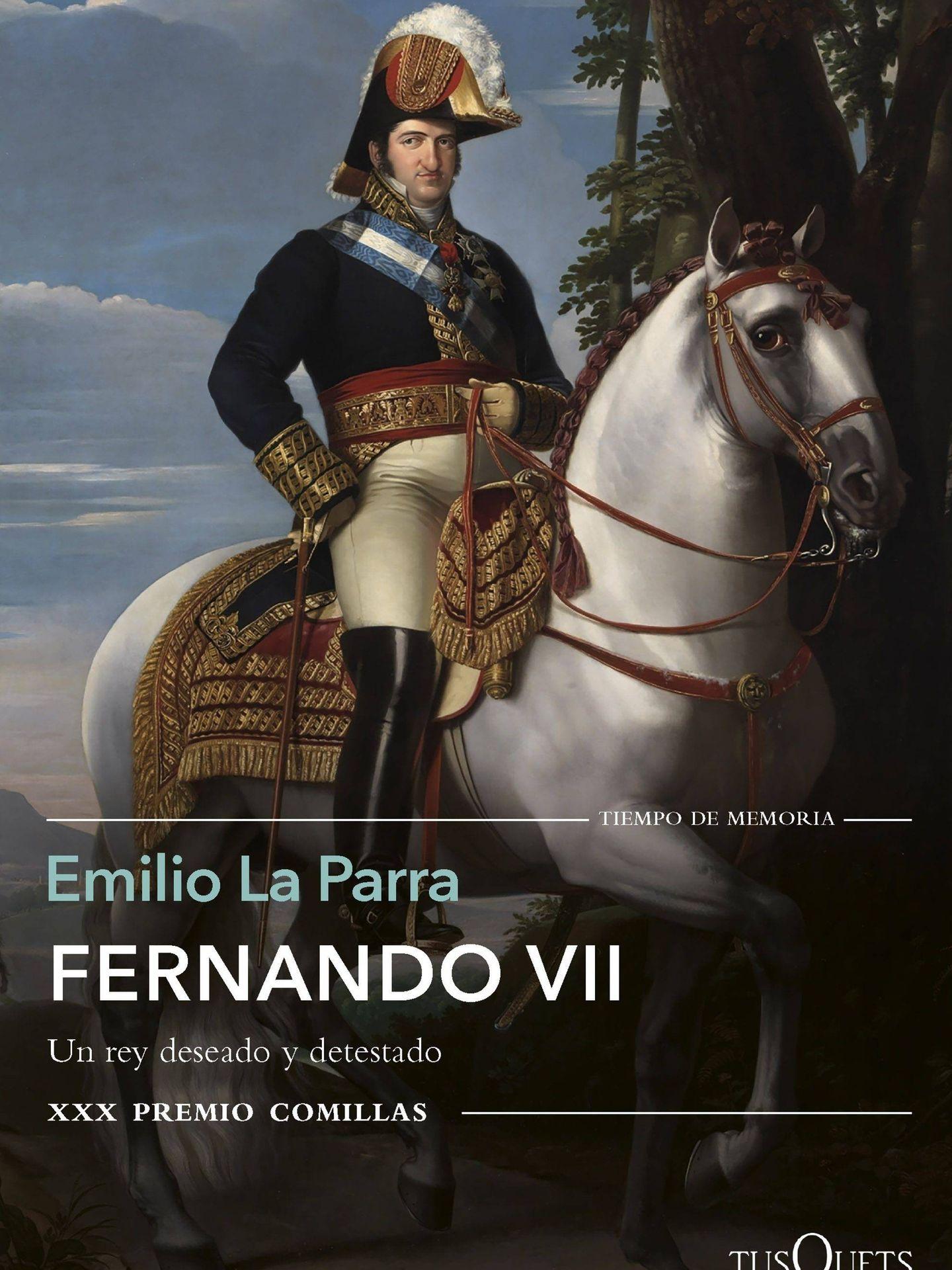 'Fernando VII'. (Tusquets)