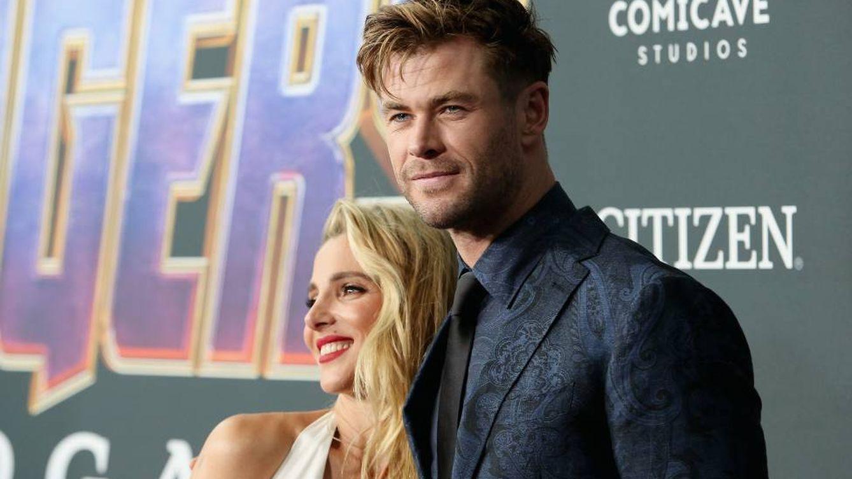 Chris Hemsworth deja Hollywood para centrarse en su vida familiar con Elsa Pataky