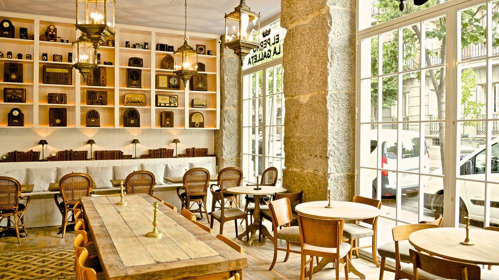 Foto: Resturante El Perro y la Galleta, en Madrid.
