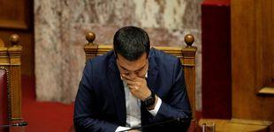 Post de La derecha promueve la moción de censura contra Tsipras y los nazis un golpe de Estado