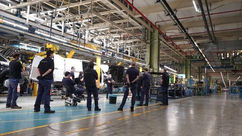 Mercedes-Benz reanuda su actividad en Vitoria con un tercio de su plantilla