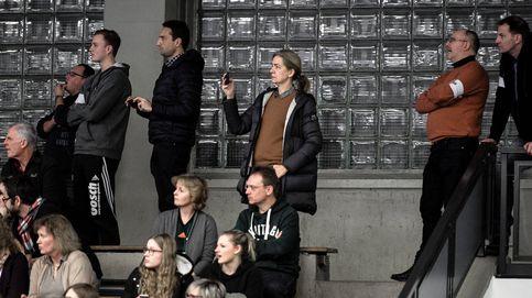 Exclusiva: La infanta Cristina, una madre más entre el público viendo a su hijo Pablo