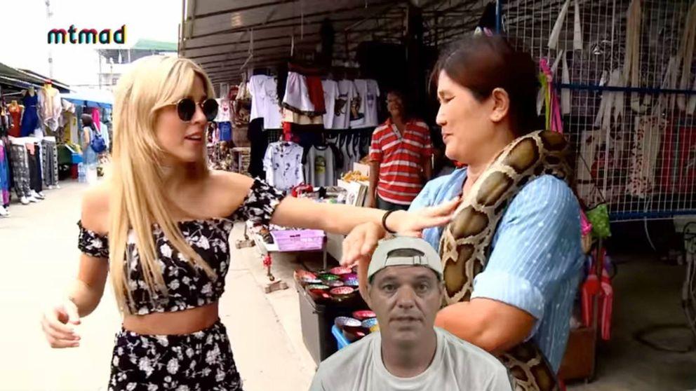 Frank Cuesta carga contra tronistas y Mediaset por fomentar el turismo animal