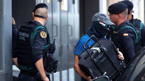 Al menos dos de los CDR detenidos reconocen la compra y prueba de explosivos