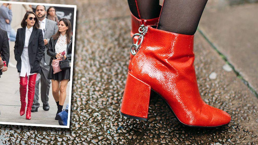 Paula Echevarría y Gigi Hadid ya tienen botas favoritas, seguro que tú también