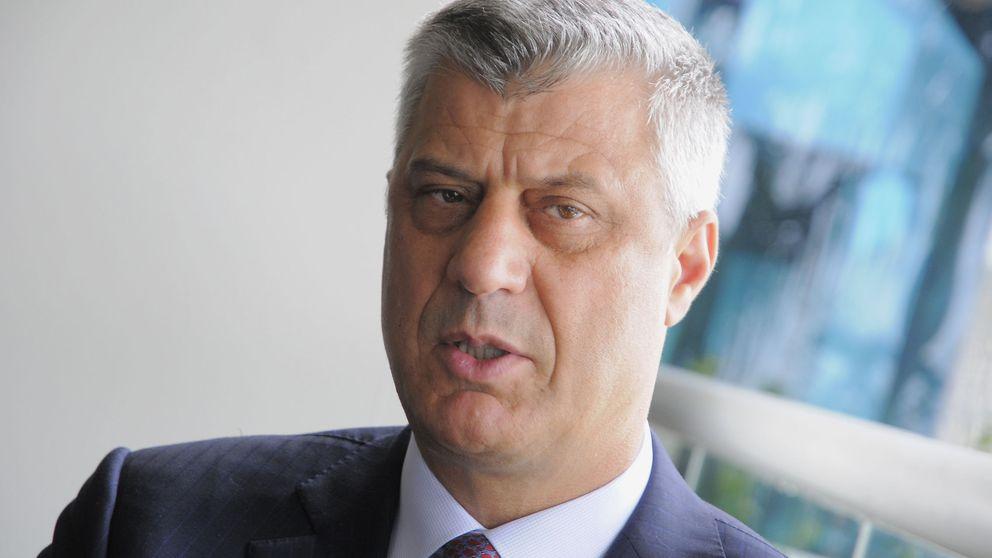 La Fiscalía Especial de La Haya acusa al presidente de Kosovo de crímenes de guerra