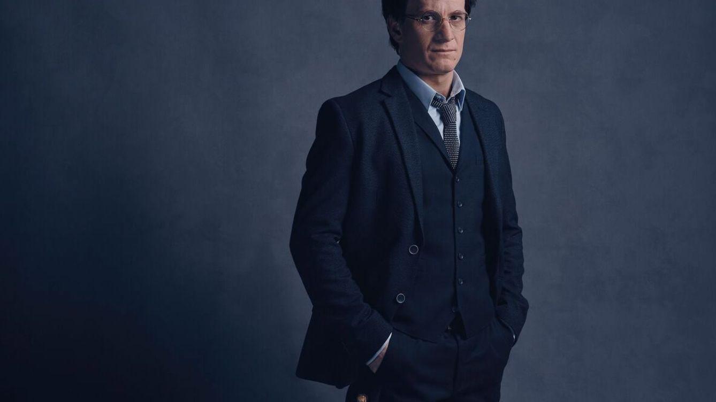 Foto: El actor británico Jamie Parker en los ensayos de 'Harry Potter and the Cursed Child'. Foto: EFE/Charlie Gray