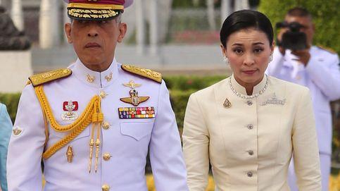 El rey de Tailandia ya tiene a su consorte en el harén de Alemania, tras liberarla de prisión