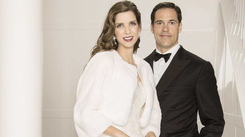Luis Alfonso y Margarita Vargas. (EFE)