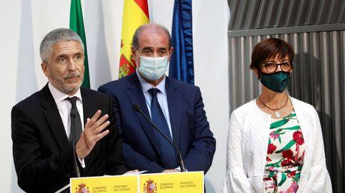 Interior prevé terminar las obras de la frontera con Gibraltar con cuatro meses de retraso