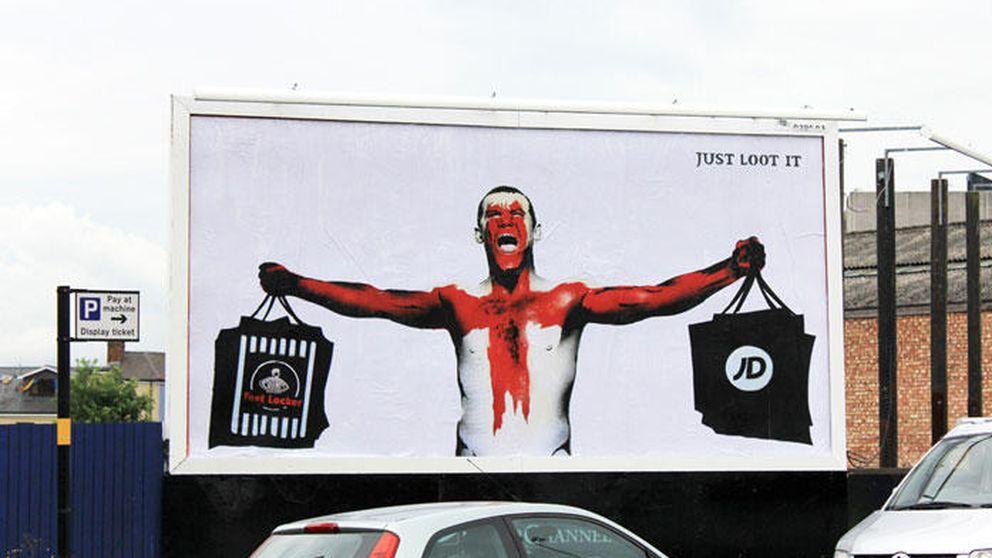 'Brandalismo'. Guerreros antisistema que combaten con arte la publicidad