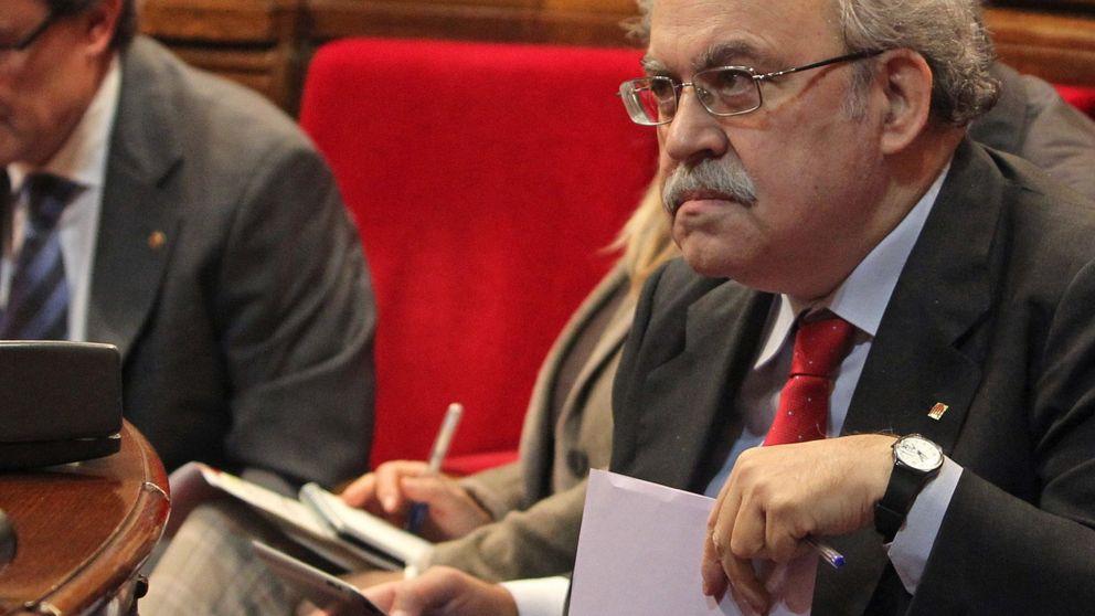 Mas-Colell hace caja con inmuebles de la Generalitat para salvar el año