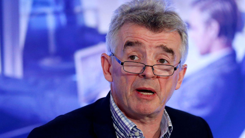 El consejero delegado de Ryanair, Michael O'Leary. (Reuters)