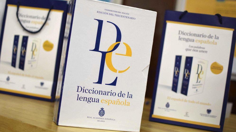 Foto: Diccionario de la lengua española en versión de 2014 | EFE