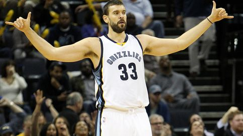Los Grizzlies se salvan de milagro en el mejor partido de la temporada de Marc