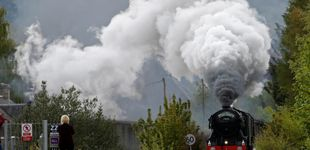 Post de Descarrila un tren de pasajeros en Escocia en un incidente