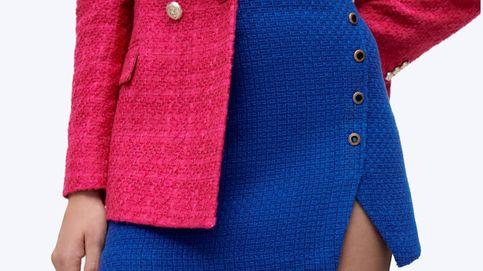 La nueva minifalda de Zara es un 10 en estilo para cualquier ocasión