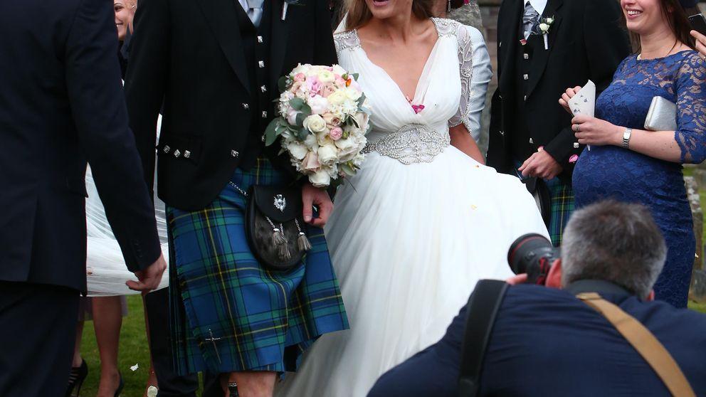 Andy Murray y Kim Sears: una boda escocesa por todo lo alto