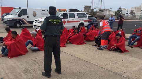 España registra en octubre el 60% de inmigrantes ilegales detectados en toda la UE