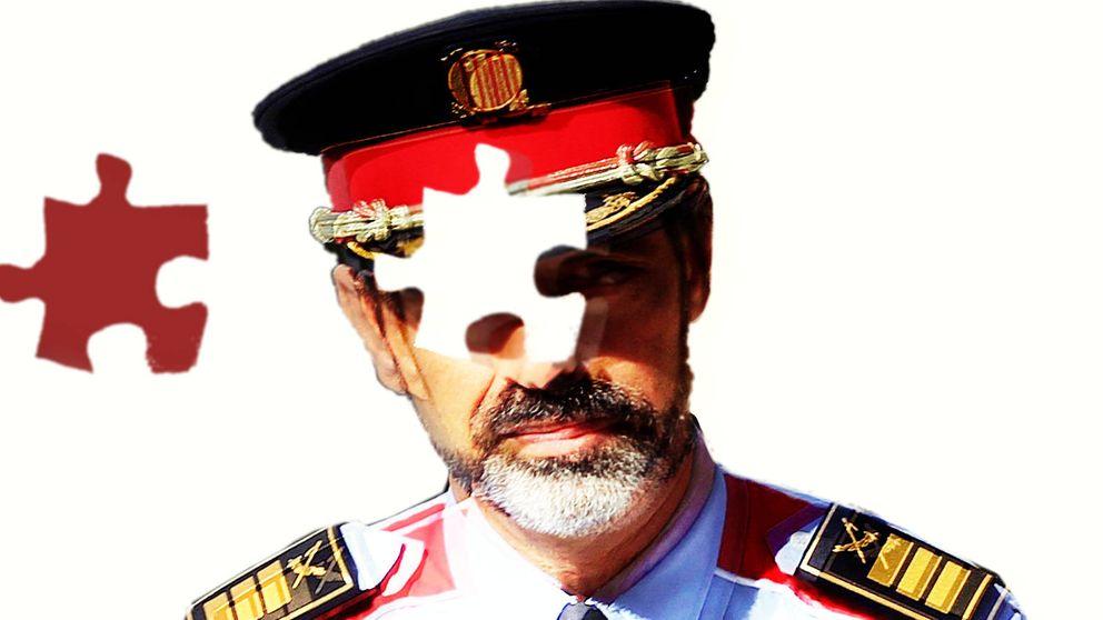 'Desnudando' a Trapero: un comisario de policía retrata a los Mossos