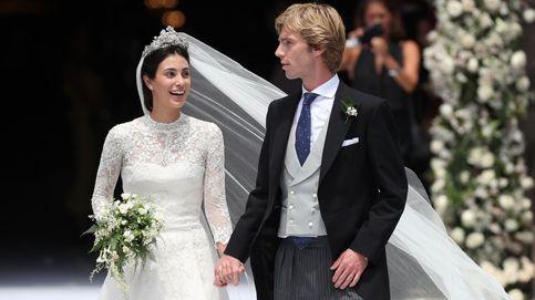 Christian y Sassa de Osma: un año de casados, un año distanciados de Ernesto