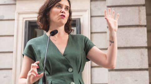 La toma de posesión de Isabel Díaz Ayuso, en directo: siga en 'streaming' el discurso