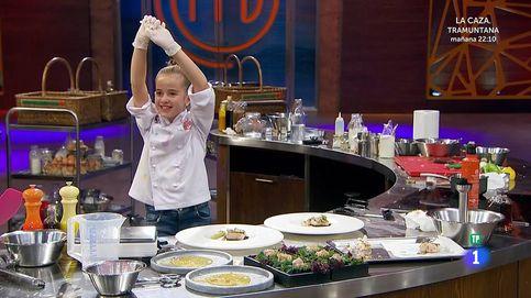 Aurora, ganadora de 'Masterchef Junior 8' sin peros ni pegas en sus platos