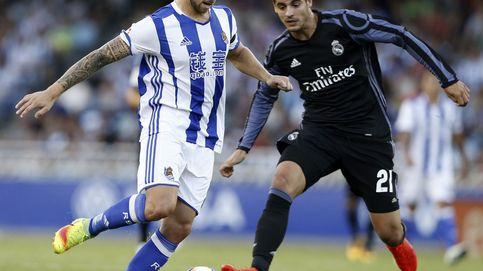 Iñigo Martínez, relevo de Laporte, no en el Athletic, sino en la Roja de Claramunt